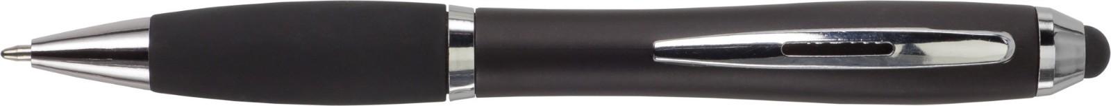 Kugelschreiber 'Bristol' aus Kunststoff - Black