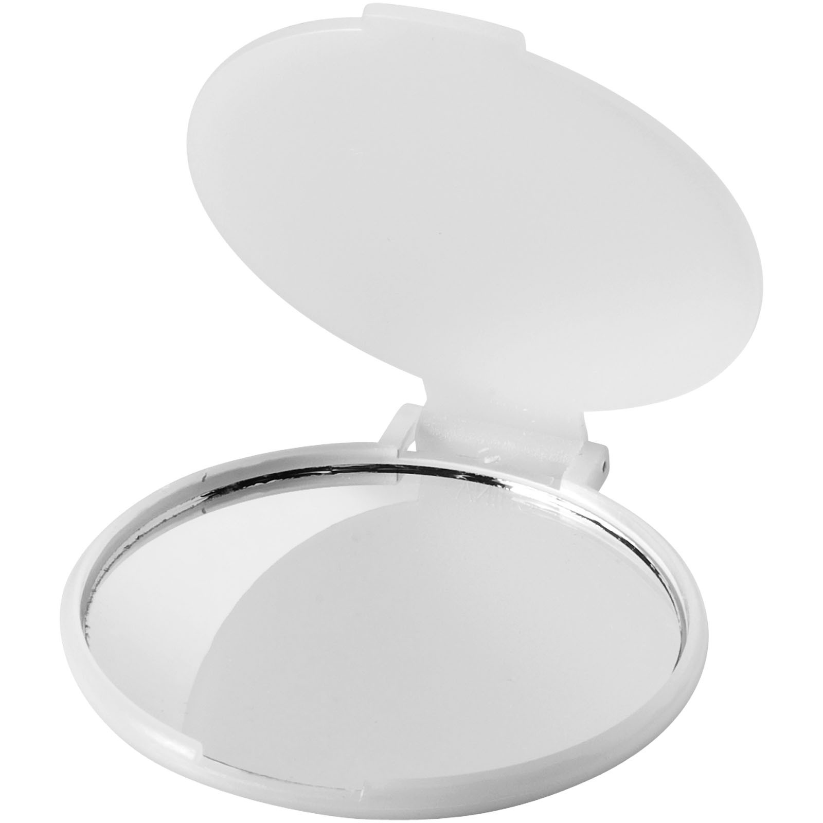 Carmen glamour mirror - Transparent white