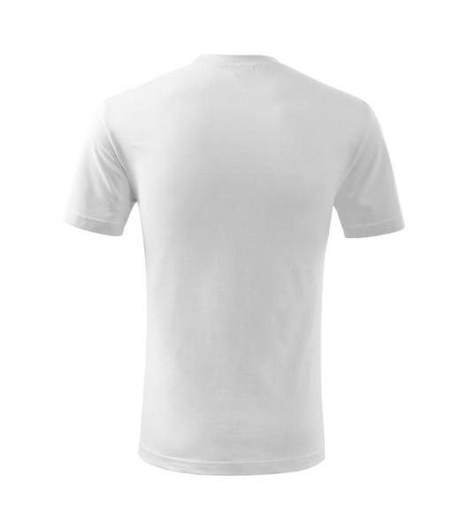 Tričko dětské Malfini Classic New - Bílá / 110 cm/4 roky