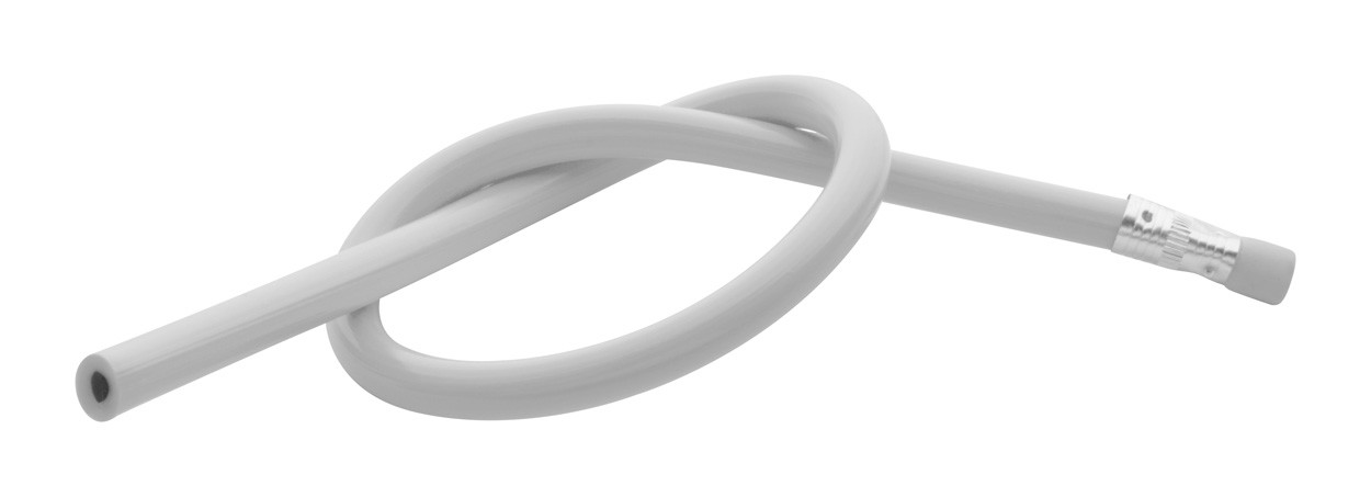 Ohebná Tužka Flexi - Bílá