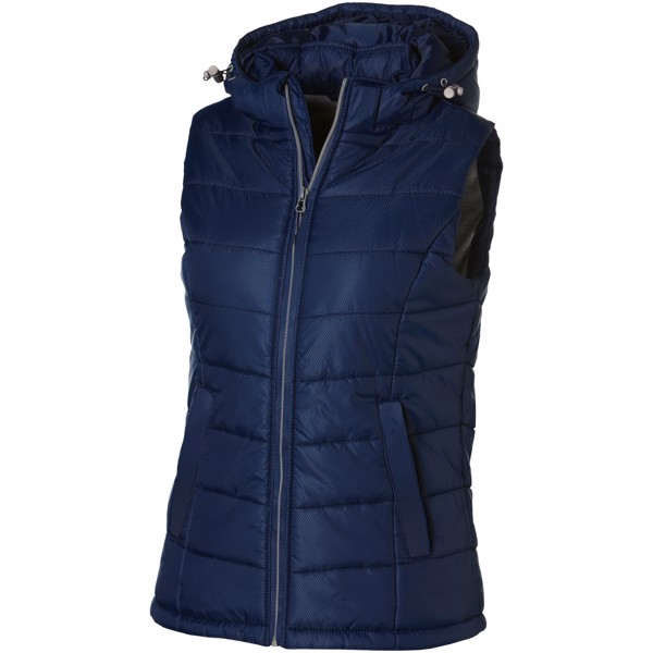 Mixed doubles ladies bodywarmer - Navy / XXL
