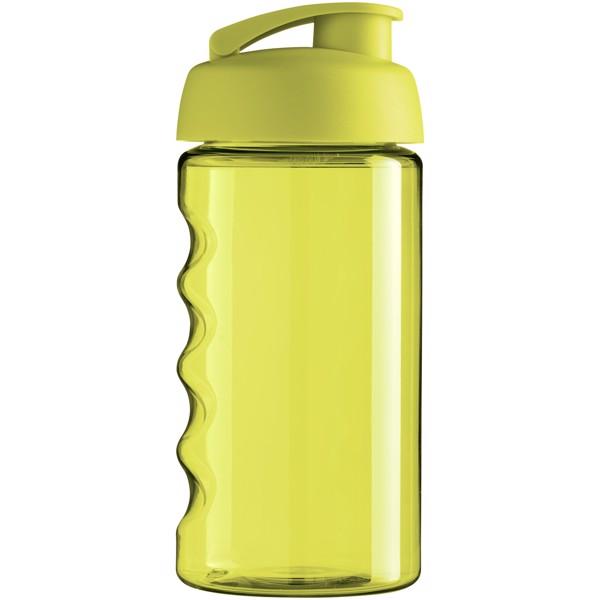 H2O Bop® 500 ml flip lid sport bottle - Lime