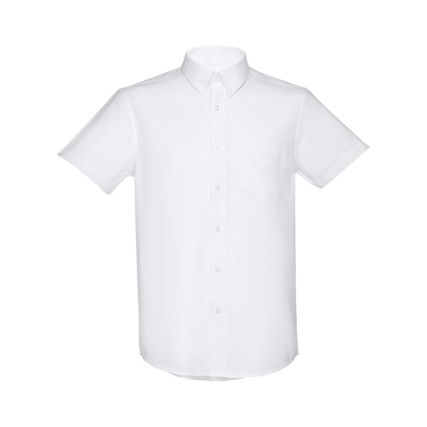 THC LONDON WH. Men's oxford shirt - White / XL