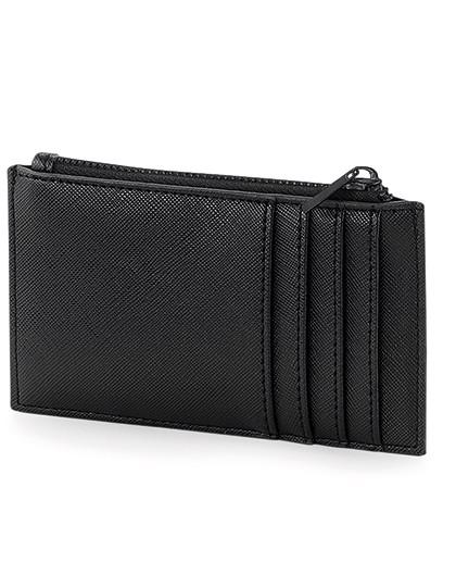 Boutique Card Holder - Black / Black