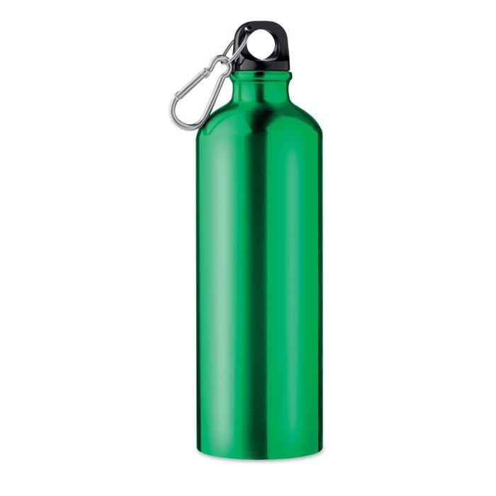 Aluminium bottle 750 ml Big Moss - Green