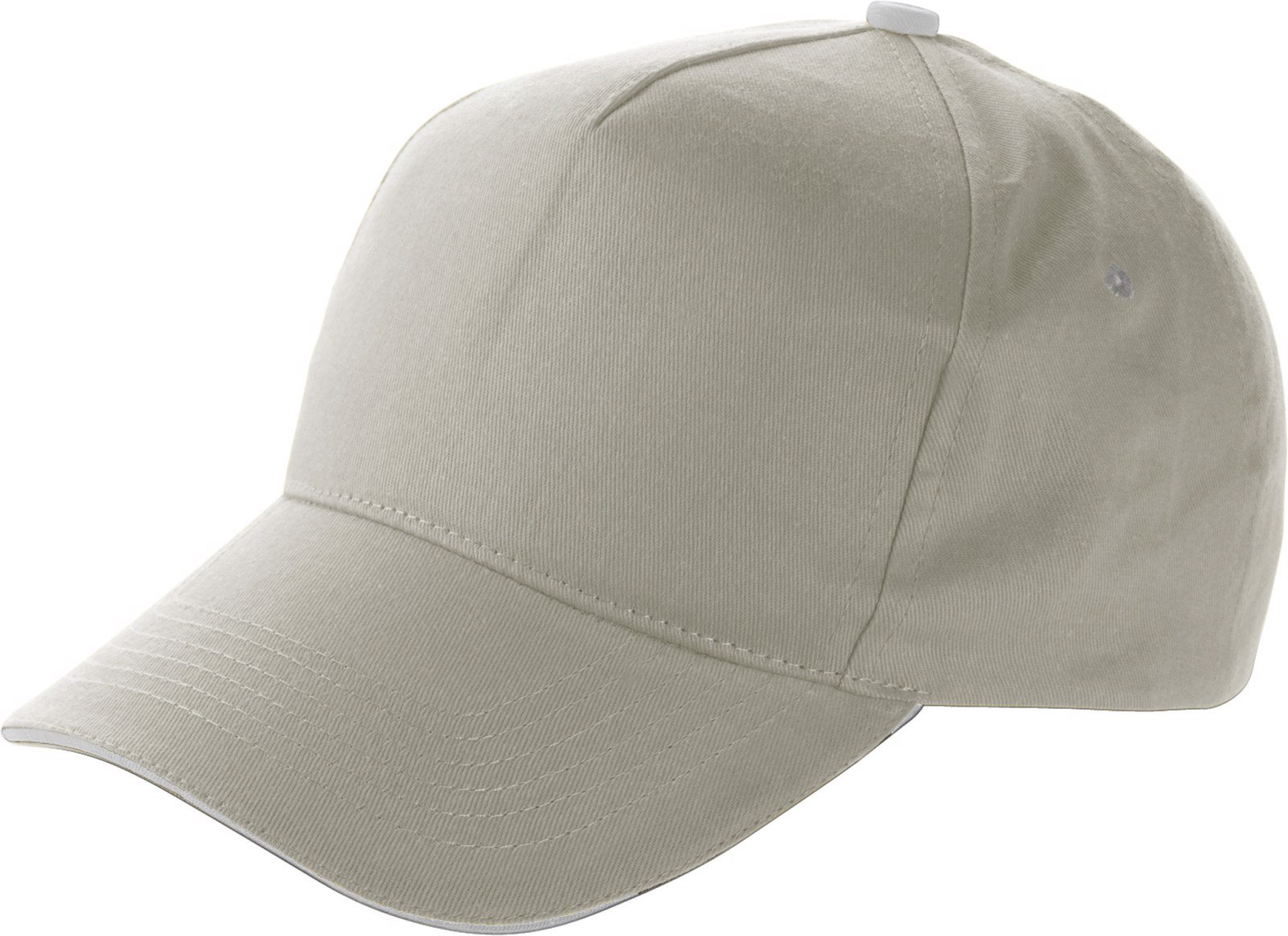 Cotton cap - Grey