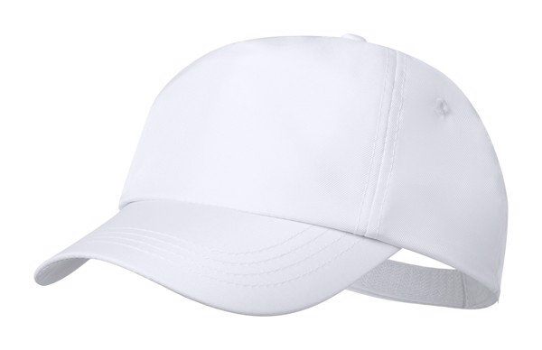 Rpet Baseball Cap Keinfax - White