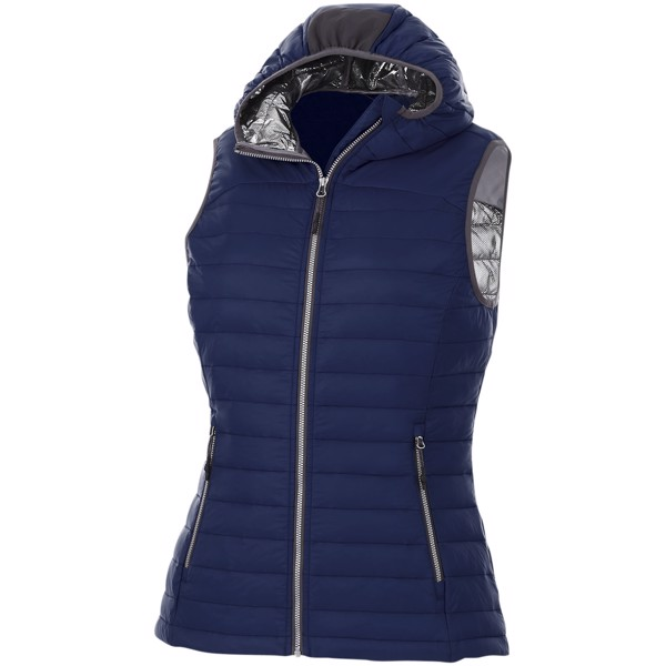 Junction women's insulated bodywarmer - Navy / XL