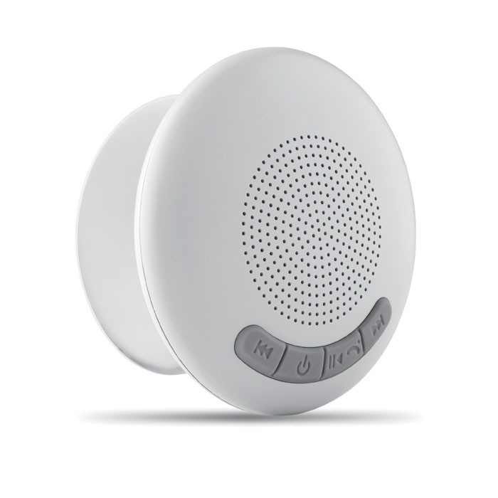 Shower speaker Douche - white