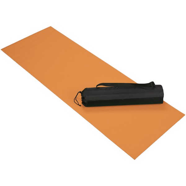 Cobra fitness and yoga mat - Orange