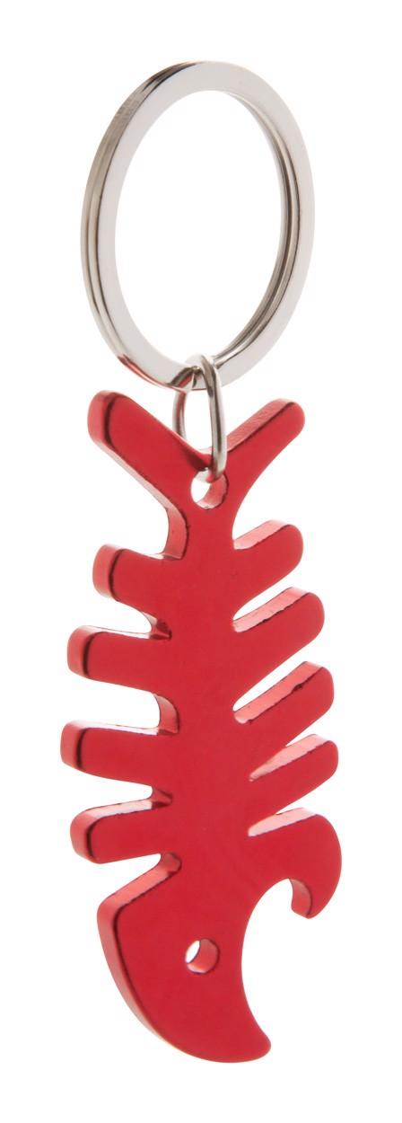 Přívěšek Na Klíče Ria - Červená
