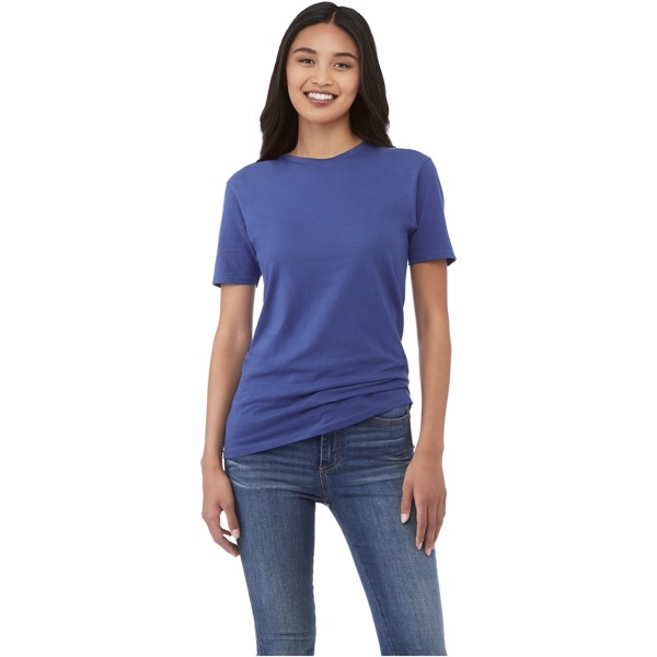 Heros short sleeve women's t-shirt - Burgundy / L