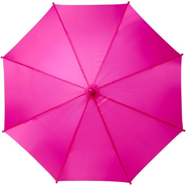 """Větruodolný deštník pro děti Nina 17"""" - Magenta"""