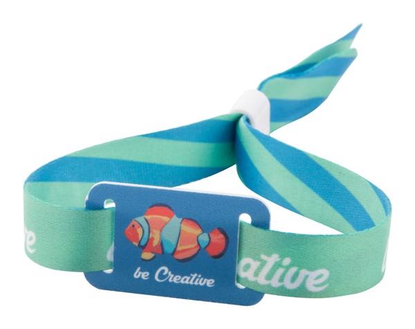 Custom Festival Bracelet SuboWrist Max - White