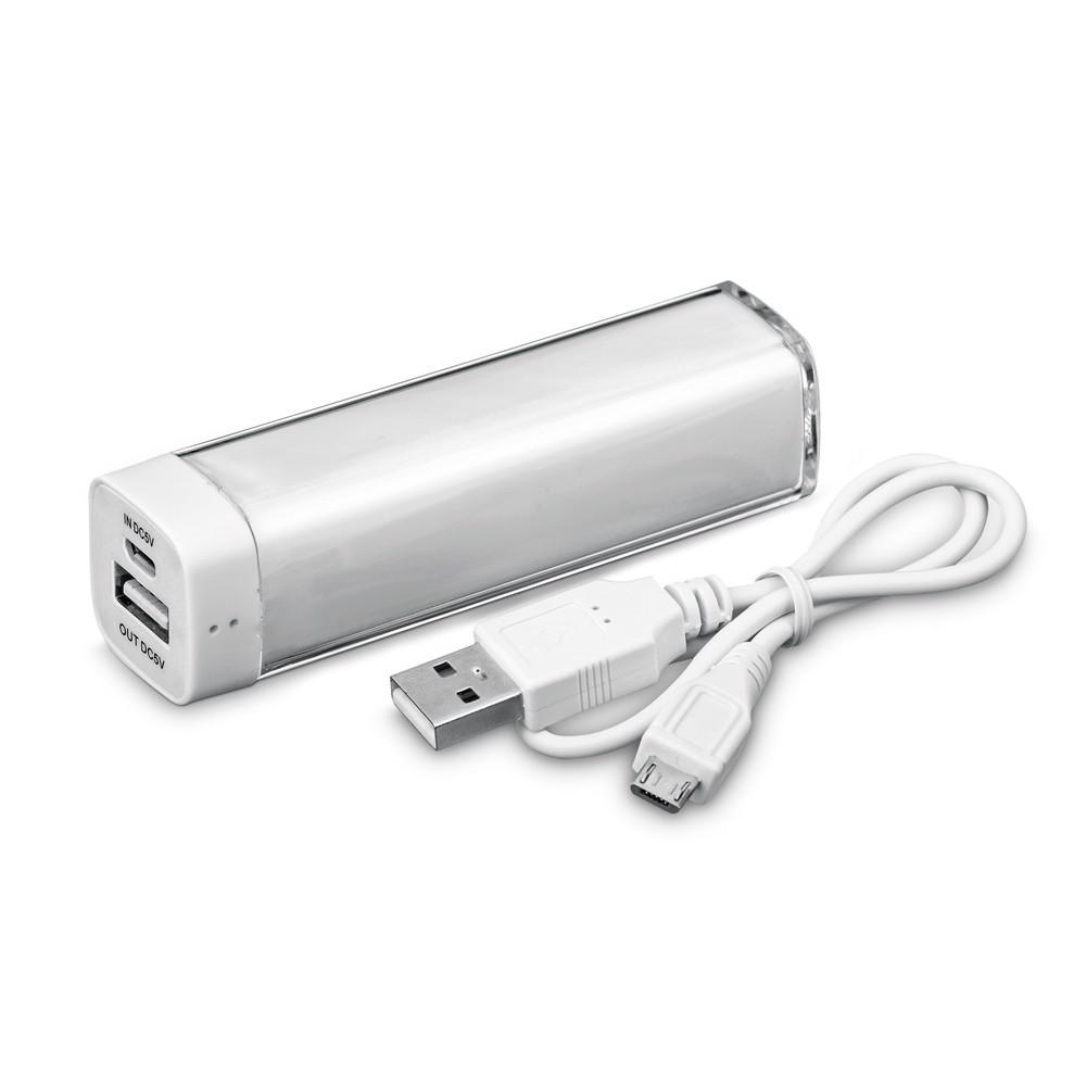 PHASER. Portable battery