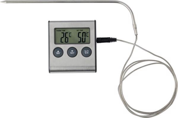 Fleisch-Thermometer 'Cuisine' aus ABS-Kunststoff