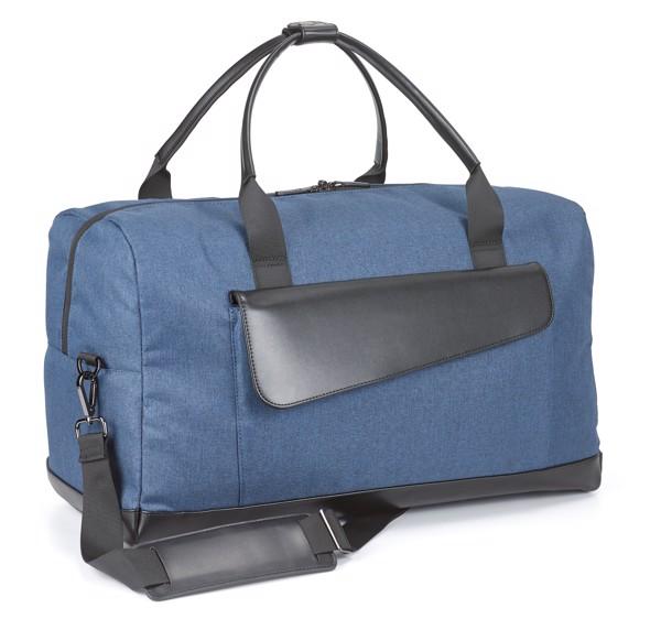MOTION Bag. Luxusní cestovní taška - Modrá