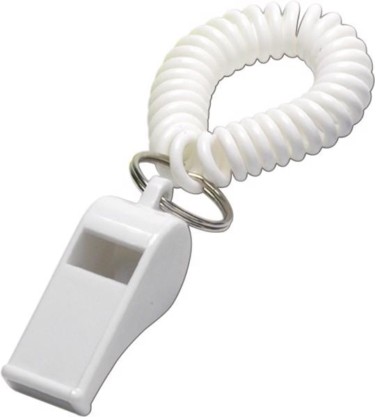 ABS whistle - White