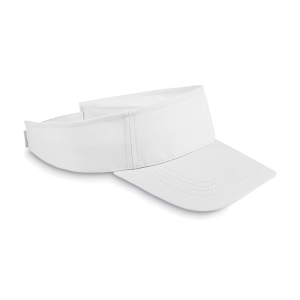 Sun visor in polyester Shadow