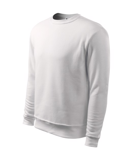 Sweatshirt Gents/Kids Malfini Essential - White / S