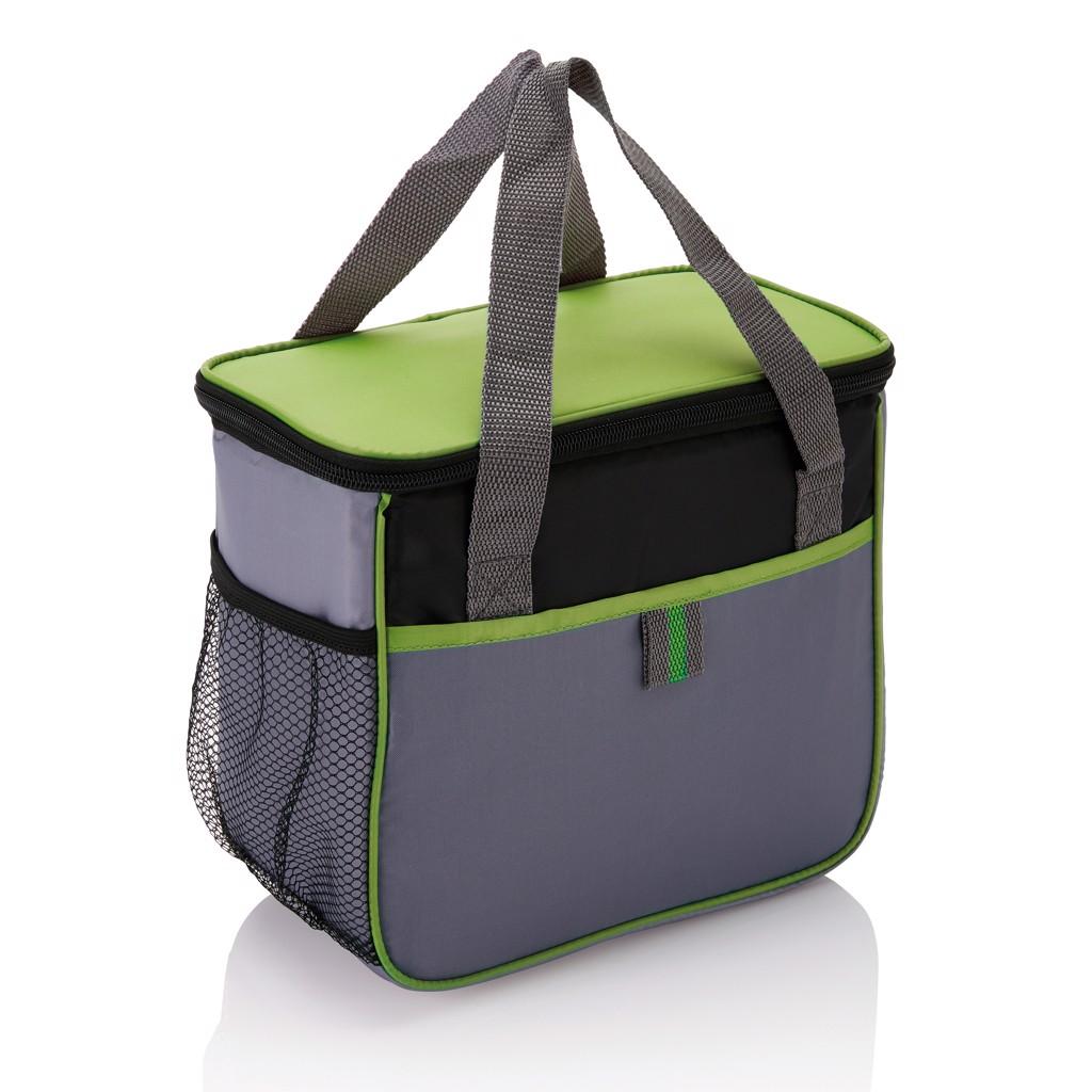Základní chladicí taška - Zelená / Šedá