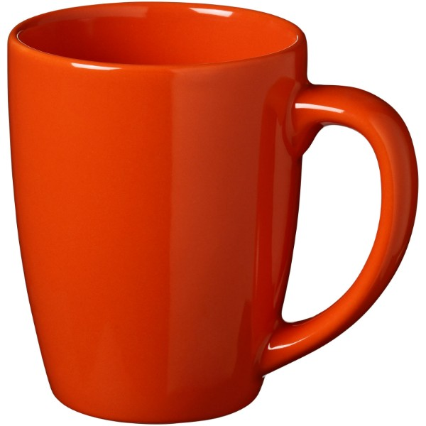 Medellin 350 ml Keramiktasse - Orange