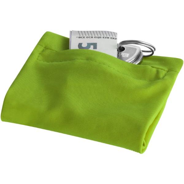 Poignet avec zip Squat - Citron Vert