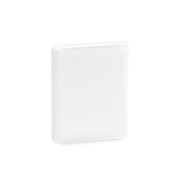 Card Holder Letrix - White