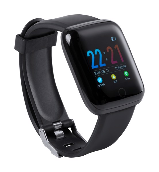 Smart Watch Yosman - Negru