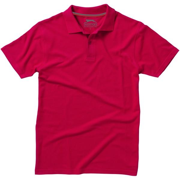 Advantage Poloshirt für Herren - Rot / XL