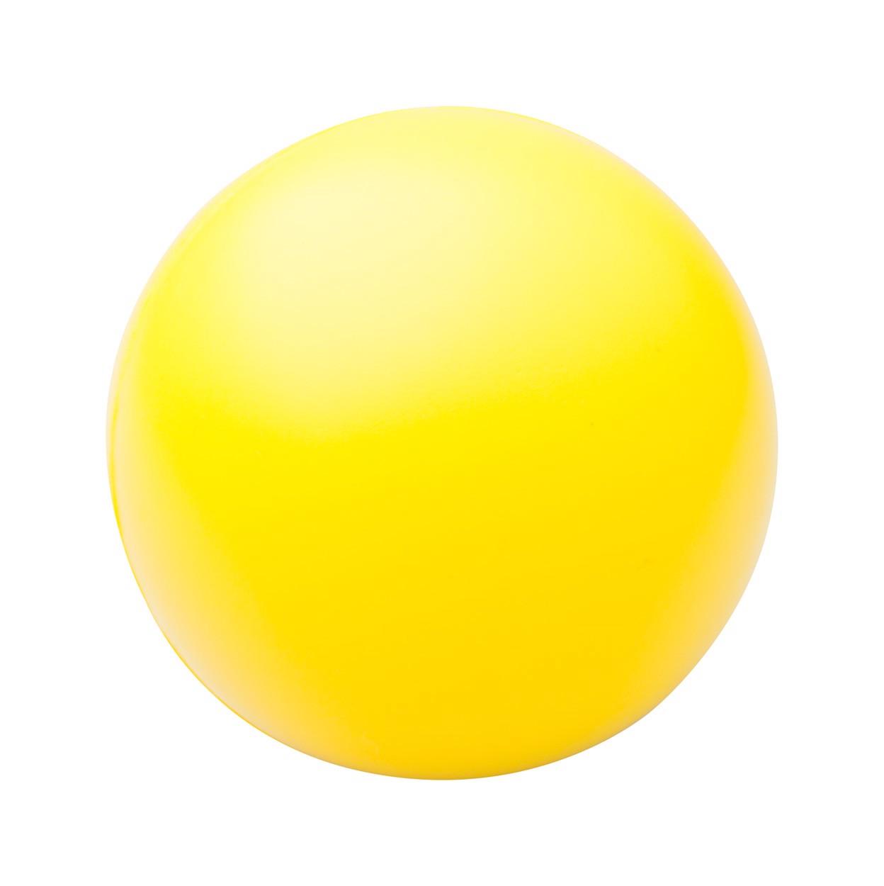 Antistresový Míček Pelota - Žlutá