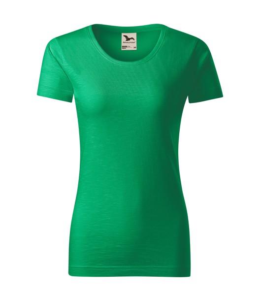 T-shirt women's Malfini Native - Kelly Green / XL