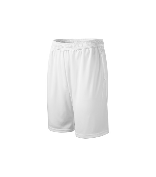 Shorts Kids Malfini Miles - White / 10 years