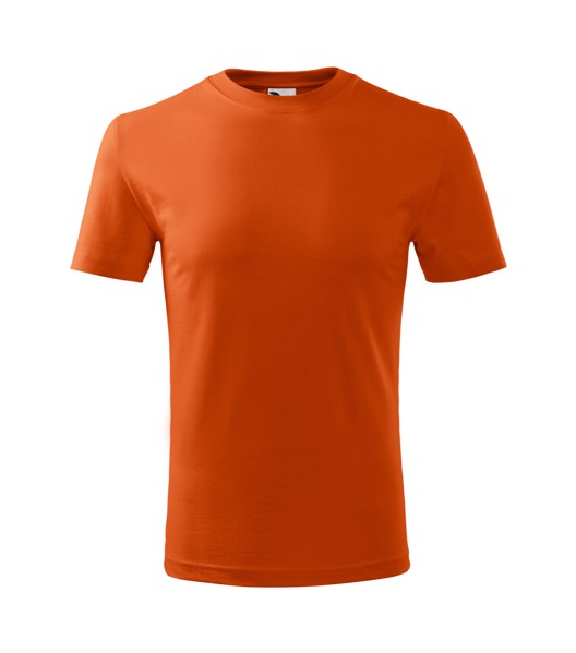 T-shirt Kids Malfini Classic New - Orange / 12 years