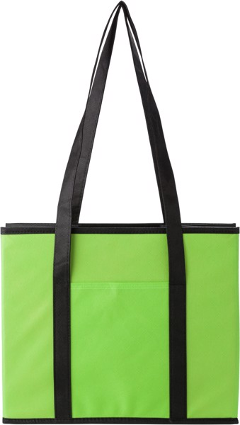 Nonwoven (80 gr/m²) car organizer - Lime