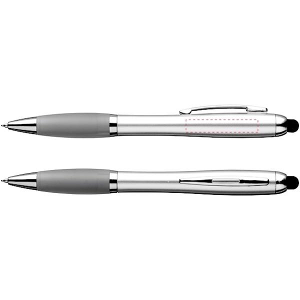 AthosColour Light Up Touch pen - Orange