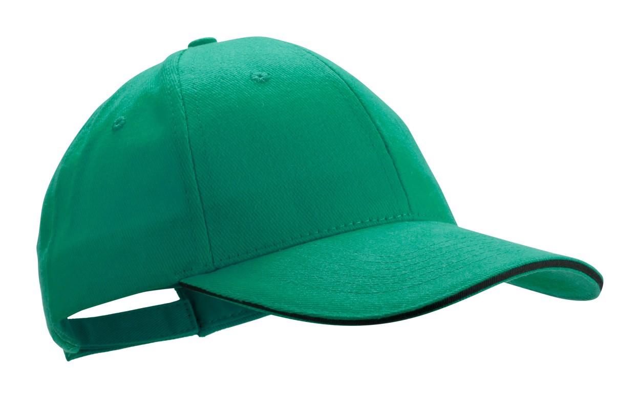Șapcă Baseball Rubec - Verde