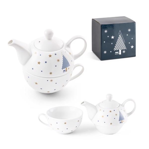 CHAMOMILE. Tea set