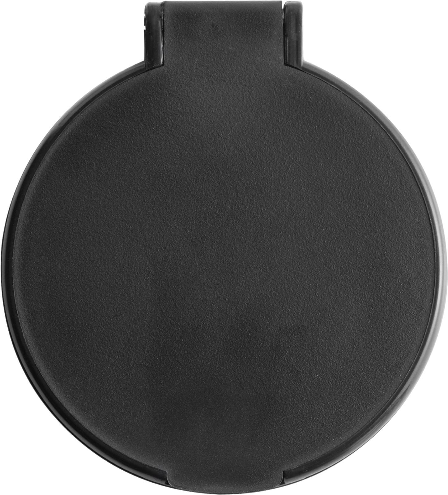 PS pocket mirror - Black