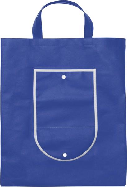 Einkaufstasche 'Wagon' aus Non-Woven - Blue