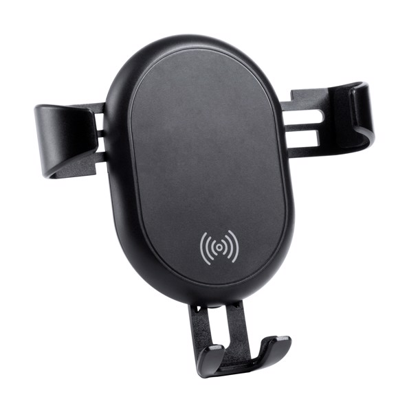 Car Mobile Holder Tecnox - Black