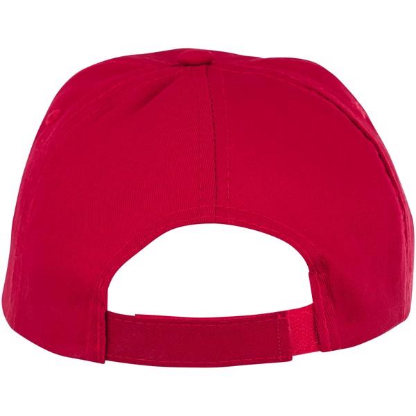 Feniks kids 5 panel cap - Red