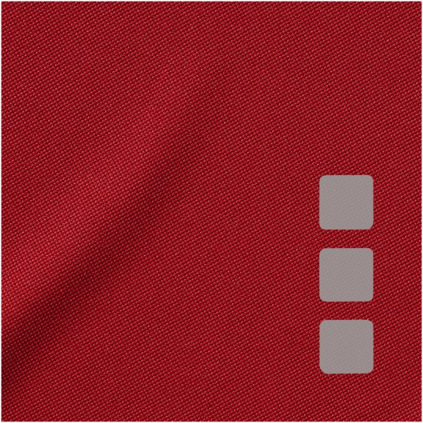 Ottawa short sleeve men's cool fit polo - Red / XXL