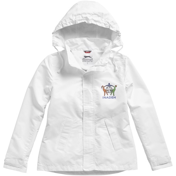 Top Spin jacket - White / L