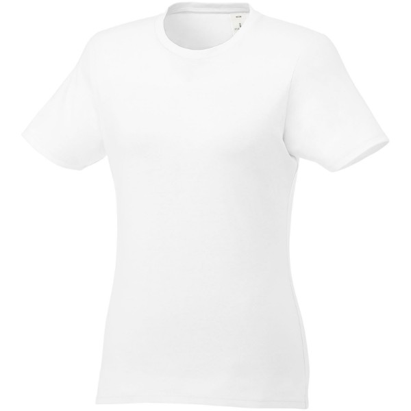 Heros short sleeve women's t-shirt - White / XL