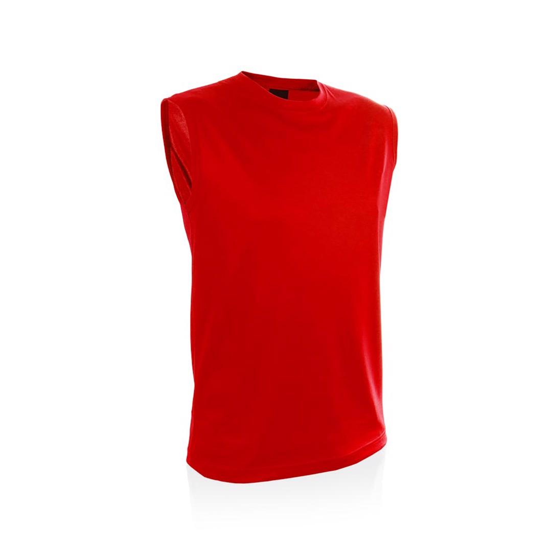 Camiseta Adulto Sunit - Rojo / L