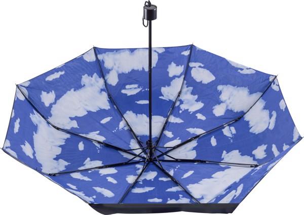 Polyester (170T) umbrella - Cobalt Blue