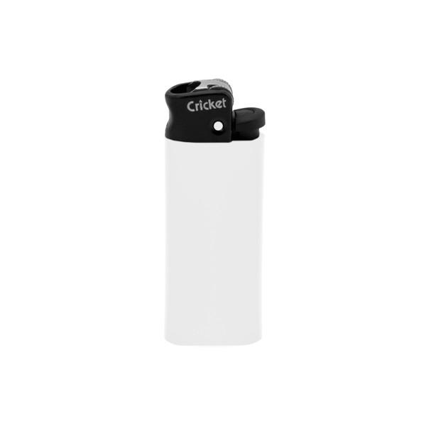 Feuerzeug Minicricket - Weiss