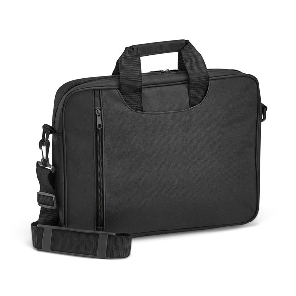 GARBI. Taška na notebook - Černá