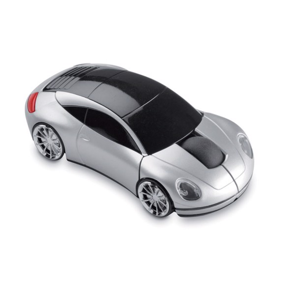 Wireless mouse in car shape Speed